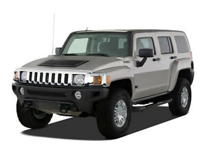 HUMMER H3 2008 BASE SUV ~ LOW KM ~ 4X4 PERFECT DRIVE