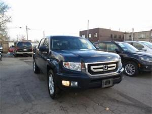 2009 Honda Ridgeline EX-L - Leather|Sunroof|B/tth - Excellent
