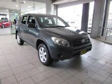 2008 Toyota RAV4 ACA33R CV (4x4) Grey 4 Speed Automatic Wagon Thornleigh Hornsby Area Preview