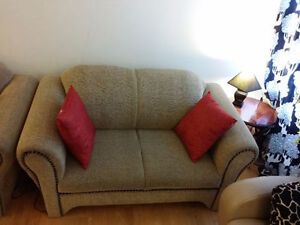 Couch with Love Seat