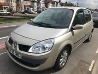 2008 Renault Scenic 1.6 VVT Dynamique 5dr, AUTOMATIC, LOW MILEAGE,
