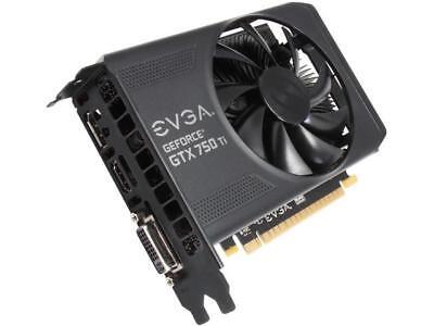 EVGA GeForce GTX 750Ti 2GB GDDR5 Graphics Card