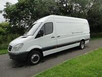 Mercedes-Benz Sprinter 515 CDI 4.3m LWB
