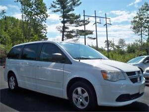 GREAT DEAL! 2011 Dodge Grand Caravan SXT STOW AND GO - 121000KM!