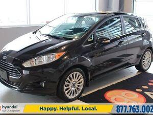 2014 Ford Fiesta TITANIUM/NAV/LEATHER/AC/CAM/AUTO