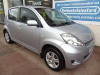 Daihatsu Sirion 1.3 SE Full Dealer S/H 1 owner from new P/X Swap