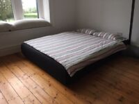 2 Ikea Double beds with Mattresses