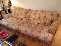 Large Sofa - Ikea recovered with Elanbach fabric