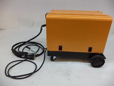 New Mig 195 220v Flux Core Wwelding Machine Auto Wire Feed 60hz Dc Single Phase