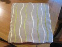4 X Debenhams cushion covers only VGC