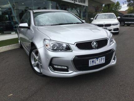 2016 Holden Commodore Silver Sports Automatic Sedan