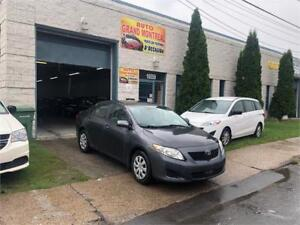 2010 TOYOTA COROLLA ( 4 CYL) TRES PROPRE/AUT/AC..