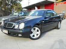 1998 Mercedes-Benz CLK230 Kompressor C208 Elegance Blue 5 Speed Automatic Coupe Coopers Plains Brisbane South West Preview