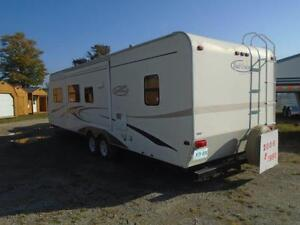 2006 Trail Lite Trail Cruiser Job07366c RV Style 30' BP SlideOut