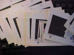 2 Millennium Souvenire Sets 8 Extra Sheets 15 Of Another Set Pl+ London Ontario image 7