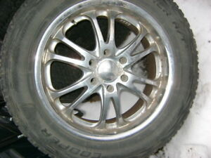 wanted  20 inch boss alloy wheel 6 bolt gm pickup   need one