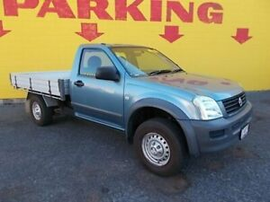 2006 Holden Rodeo RA MY06 LX 4x2 Blue 5 Speed Manual Cab Chassis Winnellie Darwin City Preview