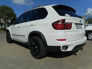 2011 BMW X5 E70 MY11.5 xDrive30d Steptronic White 8 Speed Sports Automatic Wagon Currimundi Caloundra Area Preview