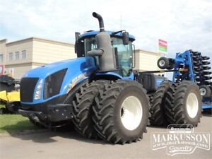 2017 New Holland T9.645 HD Tractor - PTO, MegaFlow,486H,SAVE BIG