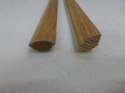1Stk 100cm Rechteck Eiche 5x24mm Holzleiste B251