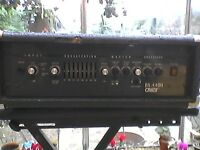 Crate BX440H bass head gwo