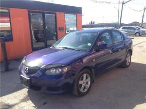 2006 Mazda Mazda3 GS****LOADED****ONLY 139KMS*****CHEAP ON FUEL London Ontario image 4