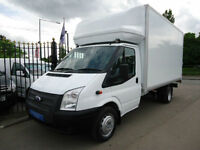 2013 FORD TRANSIT 2.2TDCi (125PS)(EU5)(RWD) 350EF (DRW) 13FT LUTON