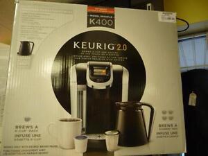 Cafetière pour K-cup (F017851)
