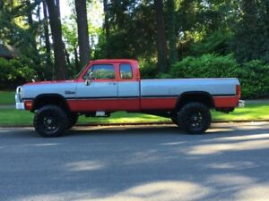 Looking For: First Gen Dodge