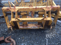 Two Loader Attachments For Sale