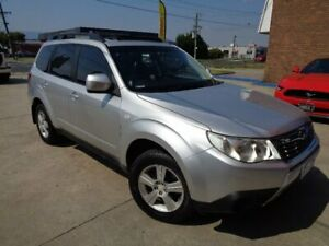2009 Subaru Forester S3 MY09 XS AWD Premium Silver 4 Speed Sports Automatic Wagon