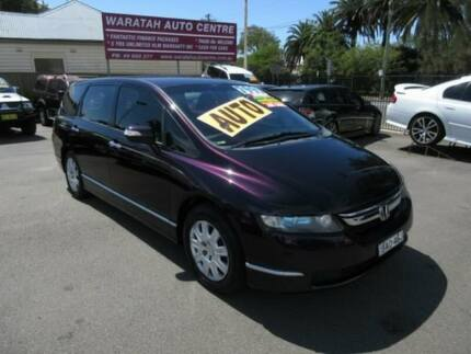2006 Honda Odyssey 20 Purple 5 Speed Sequential Auto Wagon