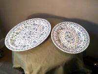 Minton platters