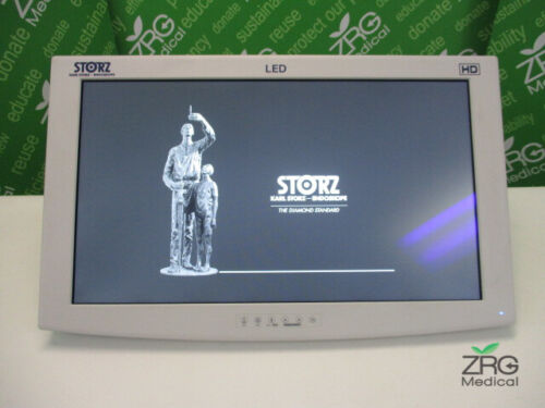 """Karl Storz 26"""" LED Monitor with NEW SCREEN & Power Brick SC-WU26-A1511"""