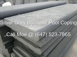 Silver Grey Pool Coping Silver Grey Bull Nose Coping Capping Cap