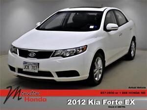 2012 Kia Forte 2.0L EX (A6)
