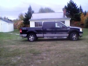 2006 Ford F-150 SuperCrew silver Pickup Truck