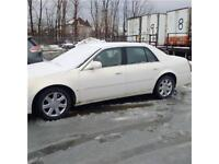 cadillac dts 2006 $5995. financement facile 514-793-0833