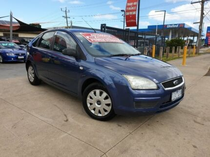 2005 Ford Focus LR CL 4 Speed Automatic Hatchback Deer Park Brimbank Area Preview