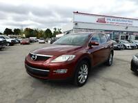 2007 Mazda CX9 GT,AWD,LEATHER,ROOF,BLUETOOTH CERTIFY E-TEST