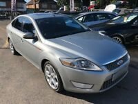 2007/57 FORD MONDEO 1.8 TDCI TITANIUM X 5 DOOR HUGE SPEC FAMILY HATCHBACK CLIMATE HEATED SEATS