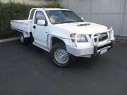 2008 Holden Colorado RC LX White 5 Speed Manual Cab Chassis Devonport Devonport Area Preview