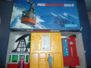 g scale gondola cable car rigi electric 900e