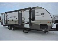 2015 Grey Wolf 26 C Travel Trailer for Sale  CALL MIKE TODAY!!