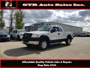 2005 Ford F-150 XL Supercab 4WD *VERY CLEAN, MECHANICALLY SOUND*