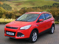 Ford Kuga ZETEC TDCI (red) 2014-03-31