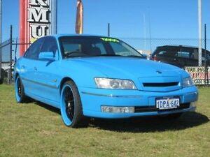 2003 Holden Statesman WL Turismo Blue Automatic Sedan Wangara Wanneroo Area Preview