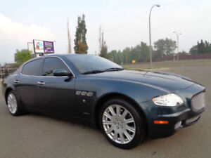 2005 Maserati Quattroporte GT-4.2L V8-LEATHER-SUNROOF-AMAZING
