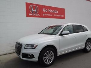 2013 Audi Q5 2.0T Premium, leather, sunroof