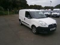 Fiat Doblo 1.3 Multijet 16V Van Start Stop DIESEL MANUAL WHITE (2015)